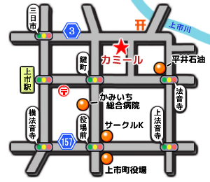 comeal_map