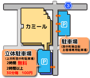 comeal_parking